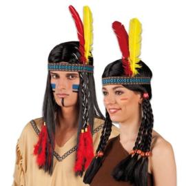 Indianentooi (2 veren)