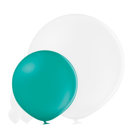 Pastel Turquoise 60 cm
