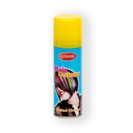Haarkleurspray geel (125ml)