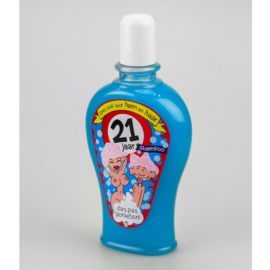 Fun Shampoo - 21 jaar