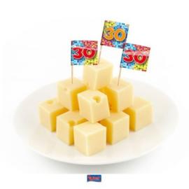 Prikkers Birthday Blocks 30 jaar