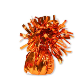 Ballongewicht folie oranje (180gr)
