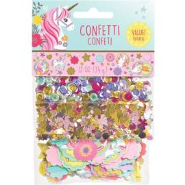 Unicorn Eenhoorn Confetti