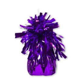Ballongewicht folie paars (180gr)