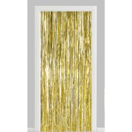 Deurgordijn goud 0.90 x 2.40 cm