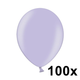 Metallic Lavender 100 Stuks