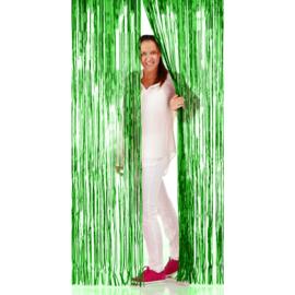Deurgordijn Folie Groen