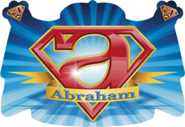 Kroonschild Abraham gezien
