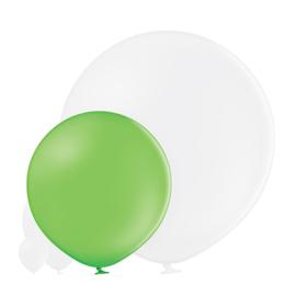 Pastel lime Groen 60 cm
