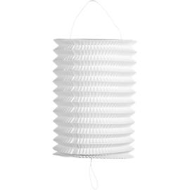 Treklampion wit (Ø16cm, 1st)