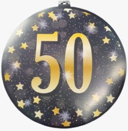Huldeschild Gold Party  50 Jaar
