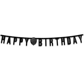 Letterslinger 'Happy Birthday'