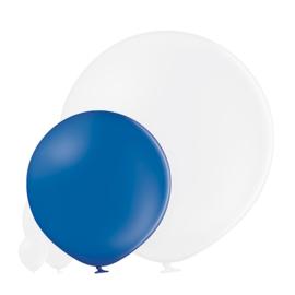Pastel Royal Blauw 60 cm