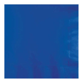 Servetten cobalt blue