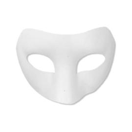 Masker Colombina (papier maché)