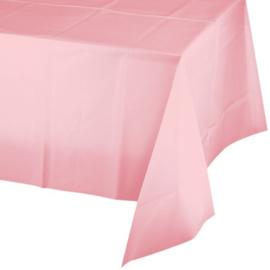 Tafelkleed papier classic pink  (137x274cm)