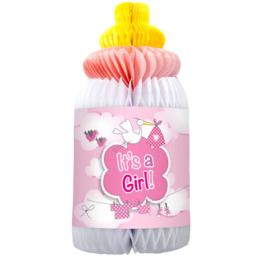 Honeycomb Babyfles Meisje