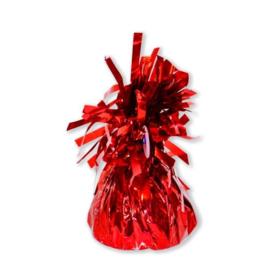Ballongewicht folie rood (180gr)