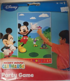 Mickey Mouse Club House Party Game