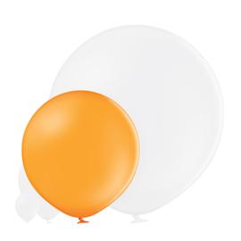 Pastel Oranje 60 cm