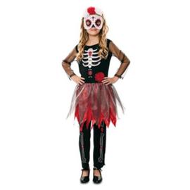 Catrina skeletjurkje