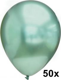 Platinum Chrome Groen 50 stuks