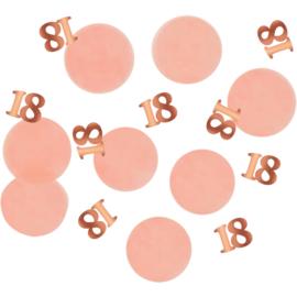 Confetti Elegant Lush Blush 18 Jaar - 25 gram