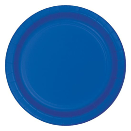 Bordjes cobalt blue