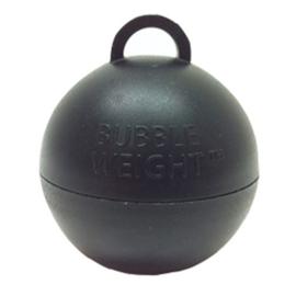 Ballongewicht bubble zwart (35gr)
