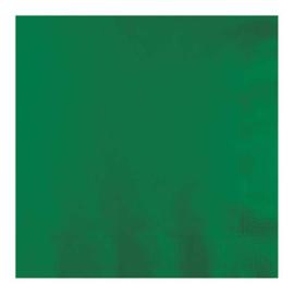 Servetten emerald green (33cm, 20st)