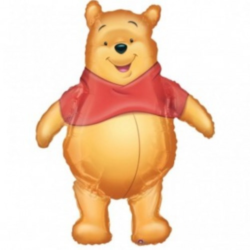 Folieballon Airwalker Winnie the Pooh- 94 cm