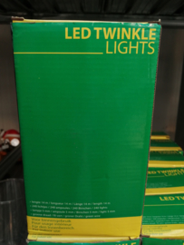 Led twinkle lights warm white indoor & outdoor