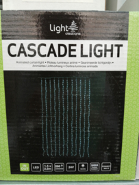 Cascadelight gordijn cool white Indoor & outdoor