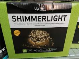 Shimmerlights animated warm white indoor & outdoor