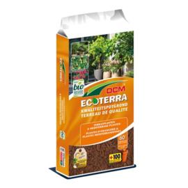 DCM ECOTERRA TERRASPLANTEN & MEDITERANE PLANTEN 60L