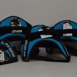 INNOVA DOG COMFORT HARNESS AQUAMARINE