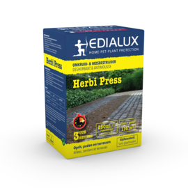 Herbi Press Totaalherbicide