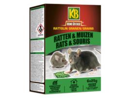 KB Rattolin Granen Tegen Ratten En Muizen