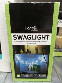 Swaglights steady cool white indoor & outdoor