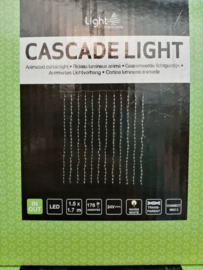Cascadelight gordijn warm white Indoor & outdoor