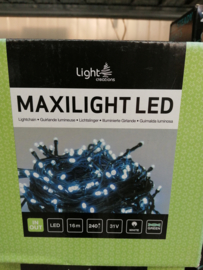 Maxilights steady cool white  Indoor & outdoor