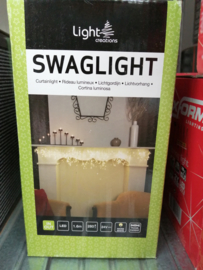 Swaglights steady warm white indoor & outdoor