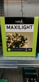 Maxilights steady warm white Indoor & outdoor