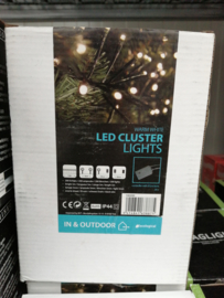Led Cluster warm white Indoor & outdoor