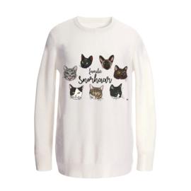 Sweater Familie Snorhaar