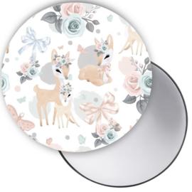 Spiegel Deers white