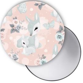 Spiegel Deer pink