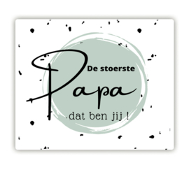 """Muismat """" Papa """""""