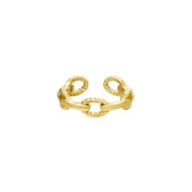 Ring | Link it | Goudkleur