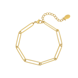 Armband | Chain | Goudkleur